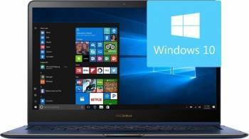 Laptop 2in1 Asus ZenBook Flip S UX370UA Intel Core Kaby Lake i7-7500U 256GB 8GB Win10 FullHD Royal Blue FPR Laptop laptopuri