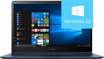 Laptop 2in1 Asus ZenBook Flip S UX370UA Intel Core Kaby Lake i7-7500U 512GB 16GB Win10 FHD Royal Blue Laptop laptopuri