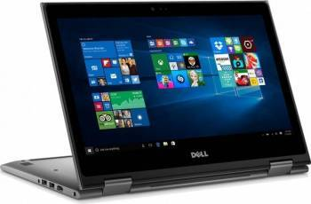 Laptop 2in1 Dell Inspiron 5368 Intel Core Skylake i3-6100U 500GB 4GB Win10 FullHD Touch 3 ani garantie
