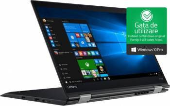 Laptop 2in1 Lenovo ThinkPad X1 Yoga 2nd Gen Intel Core Kaby Lake i7-7500U 512GB 16GB 4G LTE Win10 Pro WQHD Fingerprint Laptop laptopuri