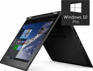 Laptop 2in1 Lenovo ThinkPad Yoga 260 Intel Core Skylake i7-6600U 512GB 16GB Win10Pro FullHD Fingerprint Laptop laptopuri