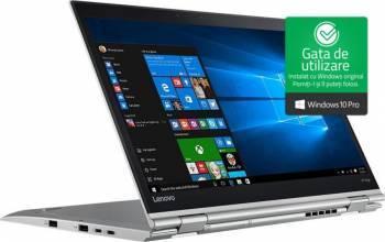 pret preturi Laptop 2in1 Lenovo X1 Yoga Gen 2 Intel Core i7-7500U 512GB 8GB Win10 Pro WQHD Fingerprint Silver