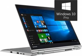 Laptop 2in1 Lenovo X1 Yoga Gen 2 Intel Core Kaby Lake i7-7500U 512GB 16GB Win10 Pro WQHD Fingerprint Laptop laptopuri
