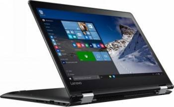 Laptop 2in1 Lenovo Yoga 510-14IKB Intel Core Kaby Lake i5-7200U 256GB 8GB Win10 FHD IPS Touch Laptop laptopuri