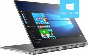 Laptop 2in1 Lenovo Yoga 910-13IKB Intel Core Kaby Lake i5-7200U 512GB 8GB Win10 FullHD IPS Touch Laptop laptopuri