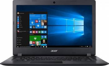 Laptop Acer Aspire 1 A114 Intel Celeron N3450 64GB 4GB Win10 S HD Negru Laptop laptopuri