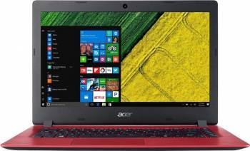 Laptop Acer Aspire 1 A114 Intel Celeron N3450 64GB 4GB Win10 S HD Rosu Laptop laptopuri