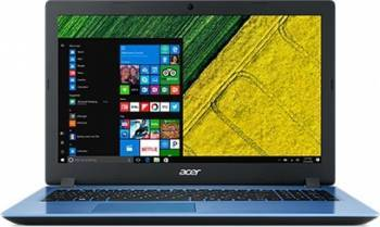 Laptop Acer Aspire 3 A315-31-C7UU Intel Celeron N3450 500GB 4GB HD Blue Laptop laptopuri