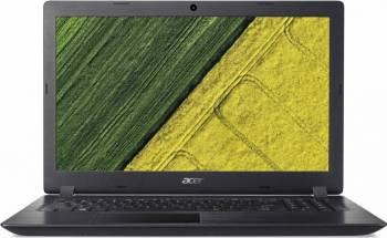 Laptop Acer Aspire 3 A315 Intel Core i3-6006U 500GB 4GB HD Black Laptop laptopuri