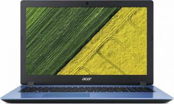 Laptop Acer Aspire 3 Intel Celeron N3350 500GB 4GB HD Blue Laptop laptopuri