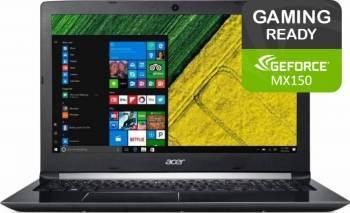 Laptop Gaming Acer Aspire 5 A515 Intel Core Kaby Lake R (8th Gen) i5-8250U 1TB 4GB GeForce MX150 2GB Win10 FullHD Laptop laptopuri