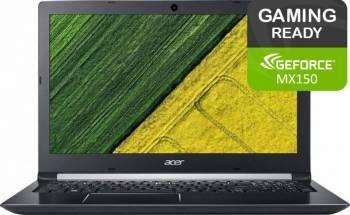 pret preturi Laptop Acer Aspire 5 A515 Intel Core Kaby Lake R(8th Gen) i5-8250U 256GB 4GB nVidia GeForce MX150 2GB FullHD Silv