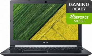 Laptop Acer Aspire 5 A515 Intel Core Kaby Lake R(8th Gen) i7-8550U 256GB 8GB nVidia Geforce MX150 2GB FullHD Laptop laptopuri