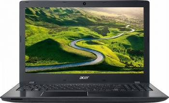 Laptop Acer Aspire E5-575G-54QF Intel Core Kaby Lake i5-7200U 1TB 4GB nVidia GeForce 950MX 2GB FullHD Laptop laptopuri