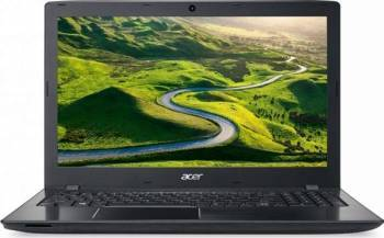 Laptop Acer Aspire E5-575G Intel Core i3-6006U 128GB 4GB nVidia GeForce 940MX 2GB FullHD Negru