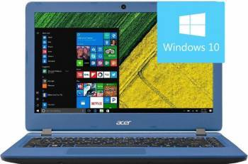 Laptop Acer Aspire ES1-332-C7F4 Intel Celeron N3450 64GB 4GB Win10 HD Albastru Laptop laptopuri