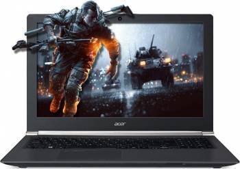 Laptop Acer Aspire V Nitro VN7-592G Intel Core Skylake i7-6700HQ 256GB 8GB Nvidia GeForce GTX 960M 4GB FullHD