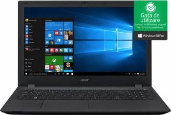 Laptop Acer Extensa 2540 Intel Core i3-6006U 1TB 8GB Win10 Pro HD Black Laptop laptopuri