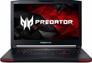 Laptop Acer Predator G5-793-70EL Intel Core i7-6700HQ 512GB 8GB nVidia GeForce GTX 1060 6GB FullHD