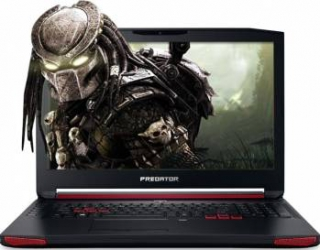 Laptop Acer Predator G9-793-78GL Intel Core Kaby Lake i7-7700HQ 1TB HDD+256GB SSD 16GB nVidia GeForce GTX1070 8GB FullHD