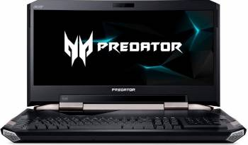 Laptop Acer Predator 21X Intel Core Kaby Lake i7-7820HK 1TB HDD+1TB SSD 64GB 2x nVidia GeForce GTX 1080 8GB SLI Win10