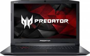 Laptop Gaming Acer Predator Helios 300 PH317-51 Intel Core Kaby Lake i7-7700HQ 256GB 8GB nVidia GeForce GTX 1050 Ti 4GB  laptop laptopuri