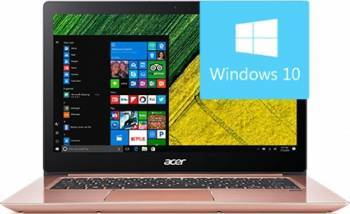 Ultrabook Acer Swift 3 SF314-52G-56WY Intel Core Kaby Lake R(8th Gen) i5-8250U 256GB 8GB nVidia GeForce MX150 2GB Win10  Laptop laptopuri