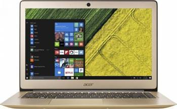 Laptop Acer Swift SF314-51-566Y Intel Core Kaby Lake i5-7200U 256GB 8GB Win10 FullHD