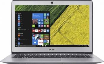 Laptop Acer Swift SF314-51-79CE Intel Core Kaby Lake i7-7500U 128GB 8GB Win10 FullHD