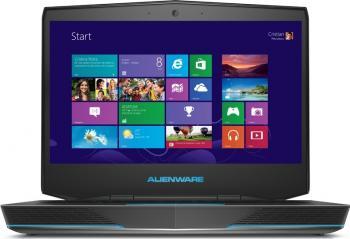 imagine Laptop Alienware 14 i7-4710MQ 1TB+80GB 16GB GTX750M 2GB WIN8 d-ali14-445509-111