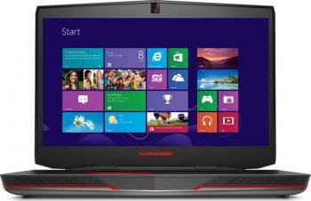 Laptop Alienware 17 i7-4710MQ 1TB+80GB 16GB HD-R9M290X 4GB WIN8 Full HD