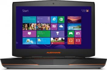 Laptop Alienware 18 i7-4700MQ 1TB+80GB 8GB R9M290X 2x4GB WIN8