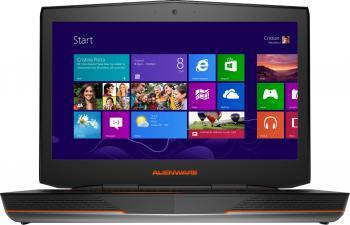 imagine Laptop Alienware 18 i7-4710MQ 1TB+80GB 16GB Dual HD-R9M290X 2x4GB WIN8 d-ali18-445513-111