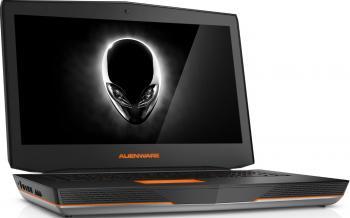 Laptop Alienware 18 i7-4710MQ 1TB+80GB 8GB Dual HD-R9M290X 2x4GB WIN8