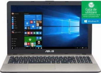 Laptop Asus A541UA Intel Core Skylake i3-6006U 500GB HDD 4GB Win10 Laptop laptopuri