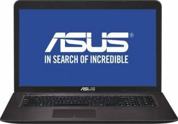 Laptop Asus F756UX-T4201D Intel Core Kaby Lake i7-7500U 1TB HDD+128GB SSD 8GB nVidia Geforce GTX950M 4GB FullHD Laptop laptopuri