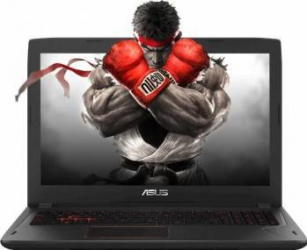 Laptop Gaming Asus FX502VM Intel Core Kaby Lake i7-7700HQ 1TB 12GB nVidia GeForce GTX 1060 3GB Endless FullHD Laptop laptopuri