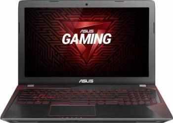 Laptop Asus FX553VE Intel Core Kaby Lake i5-7300HQ 1TB 8GB nVidia GeForce GTX 1050Ti 2GB FullHD Endless Laptop laptopuri