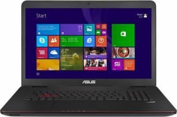 Laptop Asus G771JW Intel Core i7-4720HQ 750GB 8GB nVidia Geforce GTX960M 2GB Win8.1 FullHD Laptop laptopuri