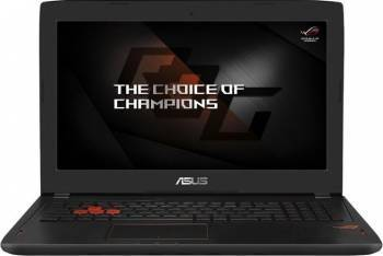 Laptop gaming Asus ROG STRIX GL502VT Intel Core Skylake i7-6700HQ 1TB 8GB Nvidia GeForce GTX970M 6GB FullHD Laptop laptopuri