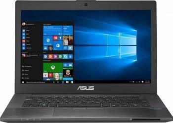 Laptop Asus P2440UA Intel Core Kaby Lake i5-7200U 500GB 4GB Win10 Pro FullHD Fingerprint Black Laptop laptopuri