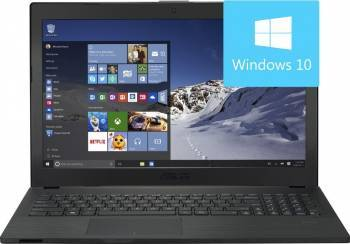 Laptop Asus Pro P2530UA-XO0488T Intel Core i7-6500U 500GB 4GB Win10 HD Fingerprint Laptop laptopuri
