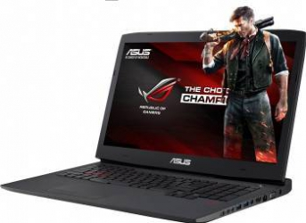 Laptop Asus ROG G751JL-T7009 i7-4720HQ 1TB+128GB 16GB GTX965M 2GB FullHD