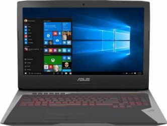 Laptop Gaming Asus ROG G752VS KBL -BA520T Intel Core Kaby Lake i7-7700HQ 1TB HDD+512GB SSD 32GB nVidia Geforce GTX1070 8 Laptop laptopuri