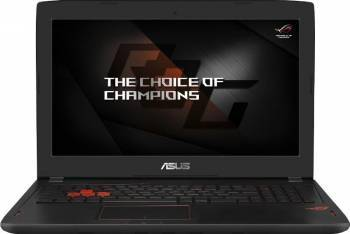Laptop Gaming Asus Rog GL502VM-FY163 Intel Core Kaby Lake i7-7700HQ 1TB HDD+128GB SSD 8GB nVidia GeForce GTX1060 3GB End laptop laptopuri