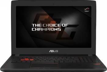 Laptop Gaming Asus Rog GL502VM Intel Core Kaby Lake i7-7700HQ 1TB HDD+128GB SSD 8GB nVidia GeForce GTX 1060 3GB End laptop laptopuri