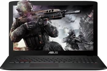 Laptop Gaming Asus ROG GL552VW-CN090D Intel Core Skylake i7-6700HQ 1TB-7200rpm 8GB GTX960M 4GB Full HD Laptop laptopuri