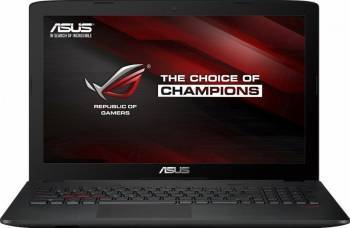 Laptop Asus ROG GL552VX i7-6700HQ 1TB-7200rpm 8GB GTX950M 4GB FullHD Gri