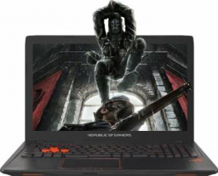 Laptop Gaming Asus ROG GL553VD Intel Core Kaby Lake i7-7700HQ 1TB 8GB nVidia GeForce GTX 1050 4GB Endless FullHD Laptop laptopuri