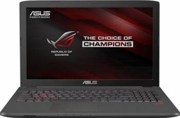 Laptop Asus ROG GL752VW Intel Core Skylake i7-6700HQ 1TB+128GB 16GB GTX960M 4GB FullHD Gri Metal